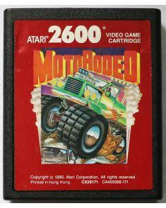 Jeu Moto Rodeo pour Atari 2600
