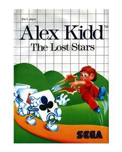 Alex kid : The Lost Stars