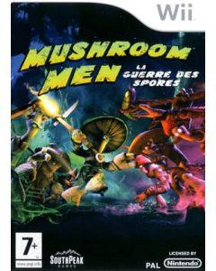 Jeu Mushroom Men - la Guerre des Spores pour WII
