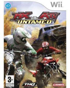 Jeu MX vs ATV Untamed (anglais) pour WII