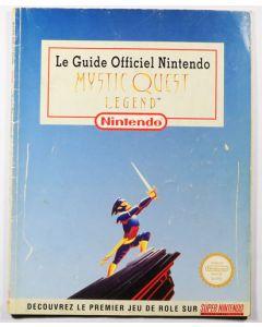 Guide officiel Nintendo Mystic Quest Legend Super Nintendo