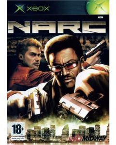 Jeu Narc pour Xbox