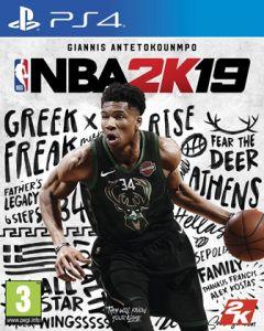 Jeu NBA 2K19 pour PS4