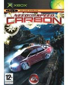 Jeu Need for Speed Carbon pour Xbox