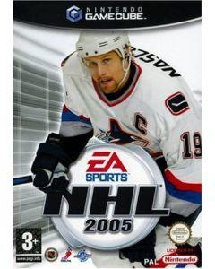 Jeu NHL 2005 (anglais) pour Gamecube