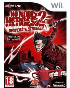 Jeu No More Heroes 2 - desperate struggle pour WII