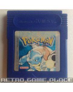 Pokemon Version Bleu