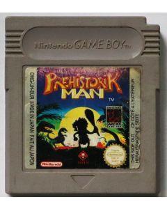 Jeu Prehistorik Man pour Game Boy