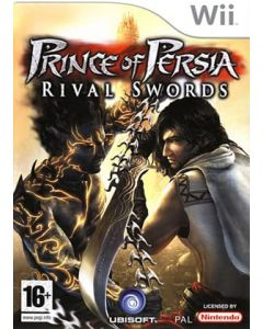 Jeu Prince of Persia - Rival Swords pour WII