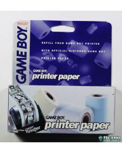 Printer Paper Game Boy