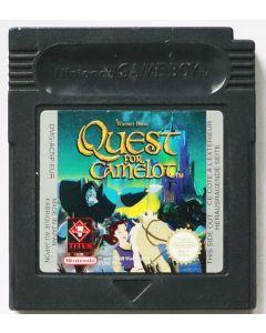 Jeu Quest For Camelot pour Game Boy