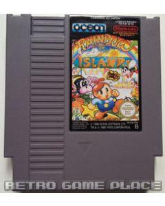 Rainbow Island Nintendo NES