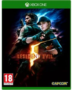 Jeu Resident Evil 5 HD (Neuf) pour Xbox One