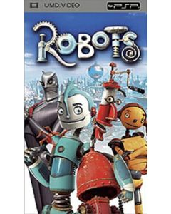Jeu Robots - UMD Video (Film) pour PSP