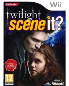 Jeu Scene it? Twilight pour WII