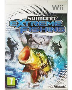 Jeu Shimano Extreme Fishing pour WII