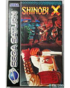 Shinobi X