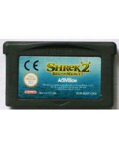 Jeu Shrek 2 Beg For mercy pour Game Boy Advance