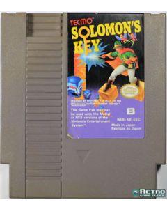 Salomon's Key Nintendo NES