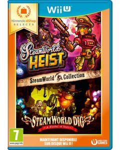 Jeu SteamWorld Collection - SteamWorld Heist + SteamWorld Dig - Nintendo Selects (Neuf) pour Wii U