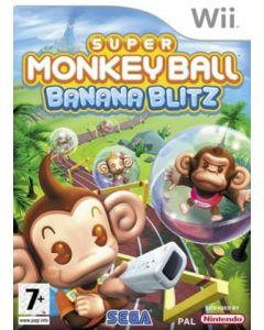 Jeu Super Monkey Ball - Banana Blitz pour WII