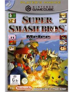 Jeu Super Smash Bros Melee pour Gamecube