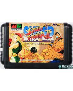 Jeu Super Street Fighter 2 pour Megadrive