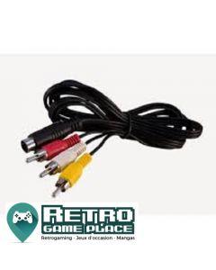 Câble A/V pour Megadrive 2