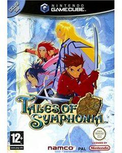 Jeu Tales of Symphonia pour Gamecube