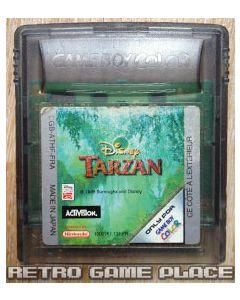 Tarzan Game boy color
