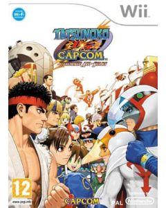 Jeu Tatsunoko Vs Capcom Ultimate All-Stars pour WII