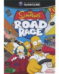 Jeu The Simpsons - Road Rage (anglais) pour Gamecube