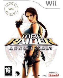 Jeu Tomb Raider Anniversary pour WII