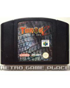 Turok 2 Seeds of Evil Nintendo 64