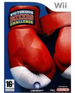 Jeu Victorious Boxers Challenge pour WII