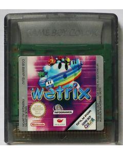 Jeu Wetrix pour Game Boy Color