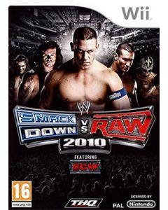 Jeu WWE Smackdown vs Raw 2010 pour WII