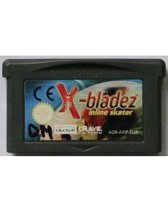 Jeu X-Bladez inline skater pour Game Boy Advance