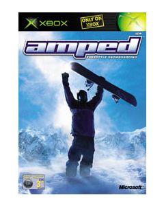 Amped : Freestyle Snowboarding xbox