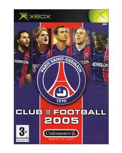 PSG club football 2005 xbox