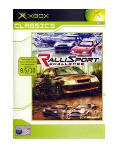 Rallisport Challenge classics xbox
