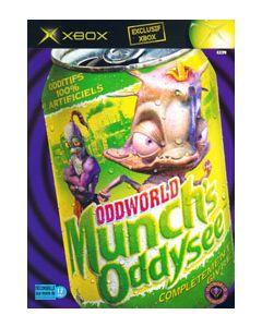 Oddworld munch's oddysee xbox