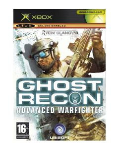 Ghost Recon Advanced Warfighter xbox