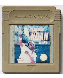 Jeu Yannick Noah Tennis pour Game Boy