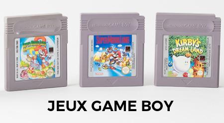 Jeux Game Boy